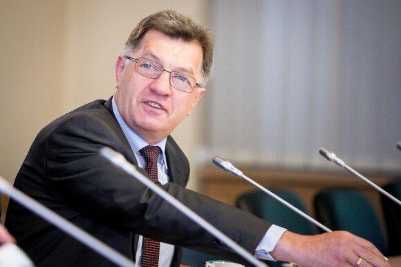 Lietuva pradeda istorinę misiją - diriguos ES Tarybai