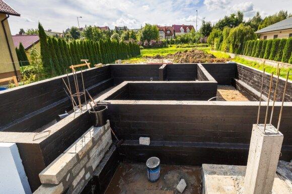 Mažėja naujos statybos butų kainos didmiesčiuose