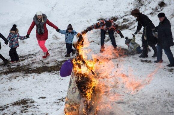 Šeimas su vaikais kviečia švęsti Užgavėnes