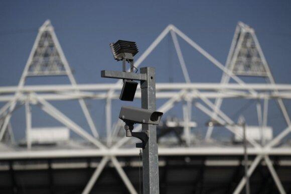 CCTV kameros Londone