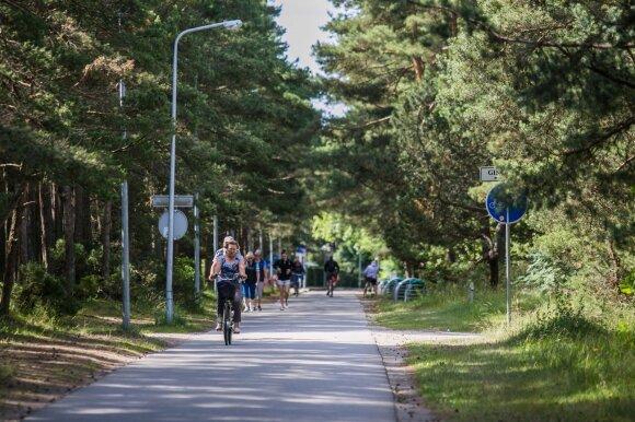 Dviračiais aplink Lietuvą: geriausi maršrutai ekspertų akimis