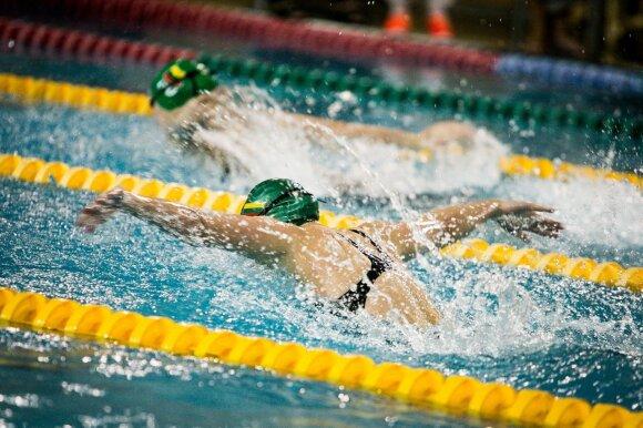 Plaukimas