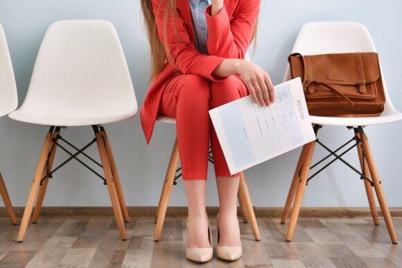 Jei norite darbo, privalote darbdavio paklausti šių dalykų