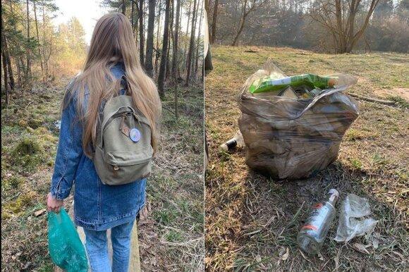 """""""Precious Plastic Lithuania"""" nuotr."""