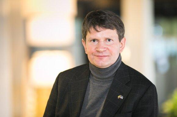 Vytautas Leškevičius: Macrono pasisakymai apie NATO padarė teigiamą poveikį