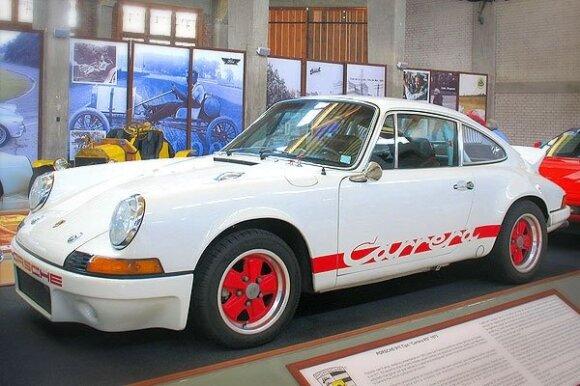 Porsche Carrera RS (1973 m.)