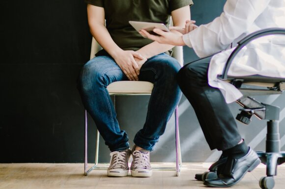 Šis vėžys – labiausiai paplitusi vyrų onkologinė liga: daktaras nurodė kone vienintelį būdą nuo jo išsigelbėti