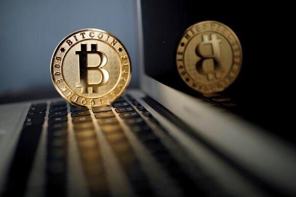 bitkoinai, bitcoin