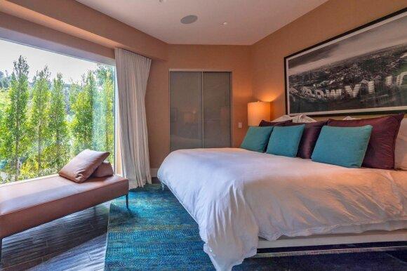 Interjeras, kuriame miegamąjį galima rinktis net iš 6 variantų