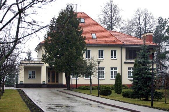 Dalios Grybauskaitės rezidencija, Turniškės