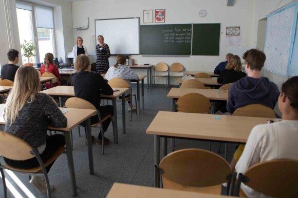 Provincijos moksleiviai turi vienintelę sėkmės kortą, tačiau ji sunkiai pasiekiama