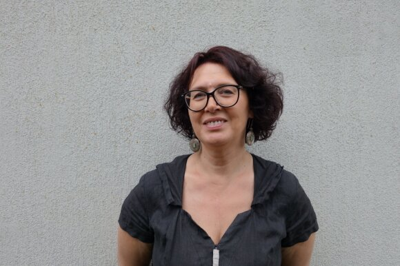 Rašytoja Gina Viliūnė