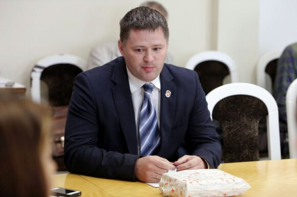Viačeslavas Titovas.