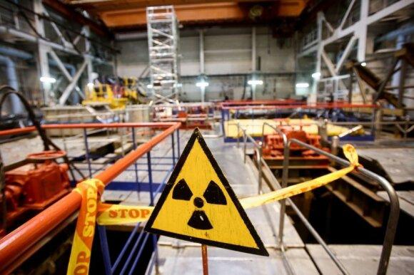 Ignalinos atominė iš vidaus: kaip atrodo nedirbanti elektrinė?