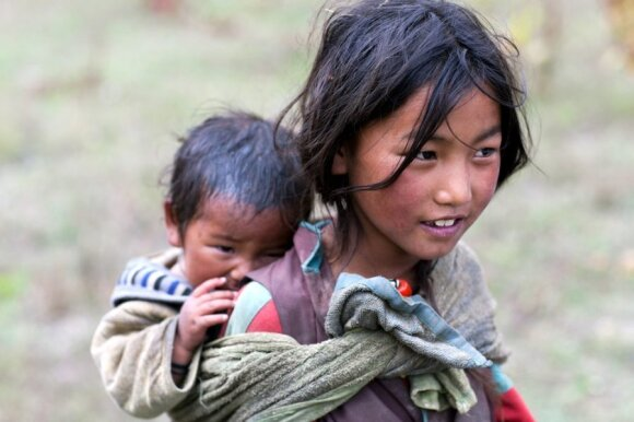 Kad išmoktum vertinti, ką turi, tenka nuvykti net į Tibetą