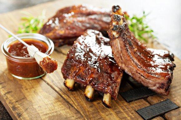 Neįkainojami šefės patarimai: ką daryti, kad kepsninėje kepta mėsa būtų sultingesnė