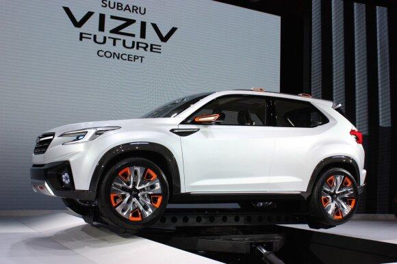 """Subaru Viziv Future"""