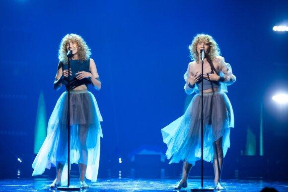 """Paaiškėjo keturi nacionalinės """"Eurovizijos"""" atrankos finalininkai: kas keliaus į Nyderlandus?"""