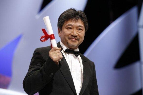 Japonijos režisierius Hirokazu Kore-Eda
