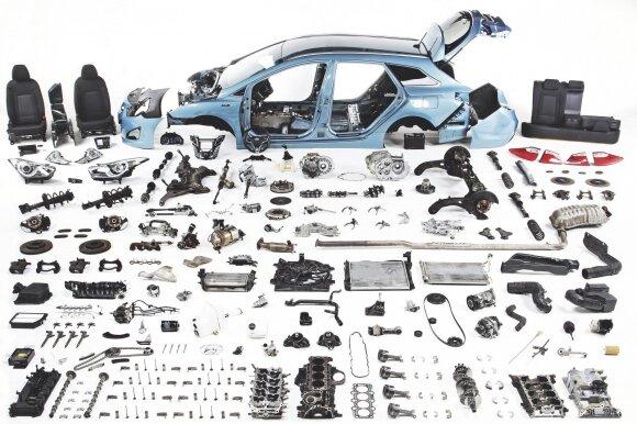 """Pastabos po galutinio išardymo: """"Hyundai i40"""" pasirodė išties solidžiai"""