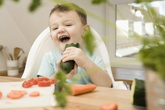 Ką daryti, jei vaikas nevalgus: vertingi patarimai, kuriuos nesunku pritaikyti
