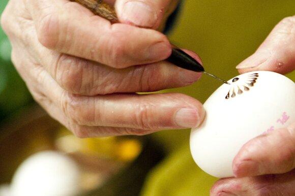 Sovietmečio pasekmės: baltų kiaušinių Lietuvoje stinga ne šiaip sau