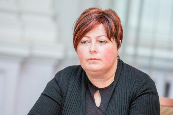 Lietuvos Caritas vadovė Kristina Mišinienė