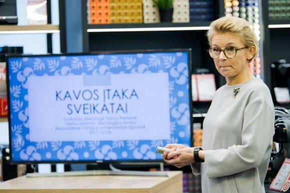 Gydytoja dietologė Daiva Pipiraitė