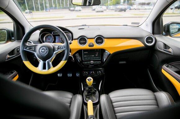 """""""Opel Adam Rocks S"""""""