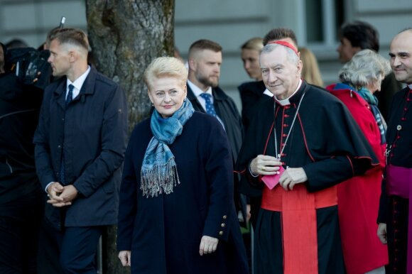 Baigėsi popiežiaus vizitas Lietuvoje: miniai žmonių – išskirtinis gestas
