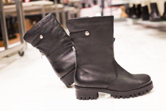 Avalynės dizainerės R. Rimšelienės patarimai: kokius batus rinktis šią žiemą?