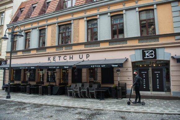 "Restoranas ""Ketch Up"" Vilniuje"