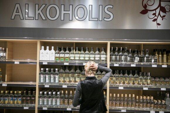 Viskas: nuo šiandien alkoholio prekyba keičiasi iš esmės