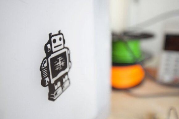 """Nuo """"Lego"""" iki robotų: vaikas turi tokias pat galimybes, kaip ir sėkmingas inžinierius"""