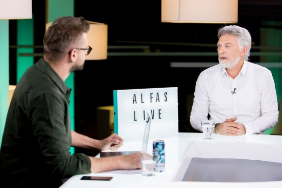 Alfas live
