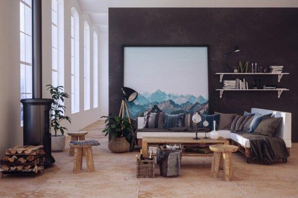 Semkitės įkvėpimo: namų dekoravimo principai ir pažangios idėjos jūsų namams