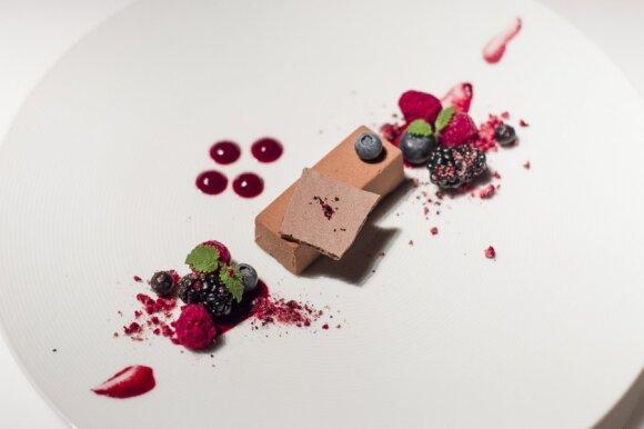 Ali Gadžijevas pristatė prancūziško stiliaus vestuvinių desertų kolekciją