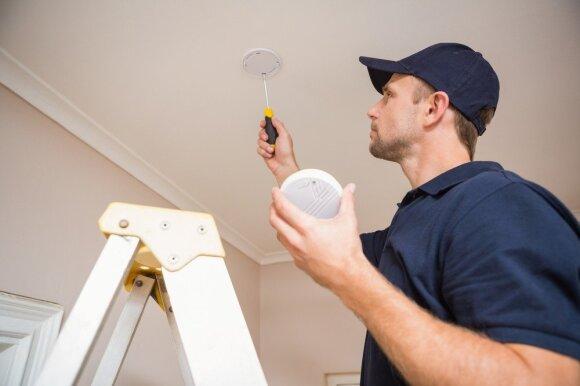 Dūmų detektoriai: ką reikia žinoti apie naujus reikalavimus?