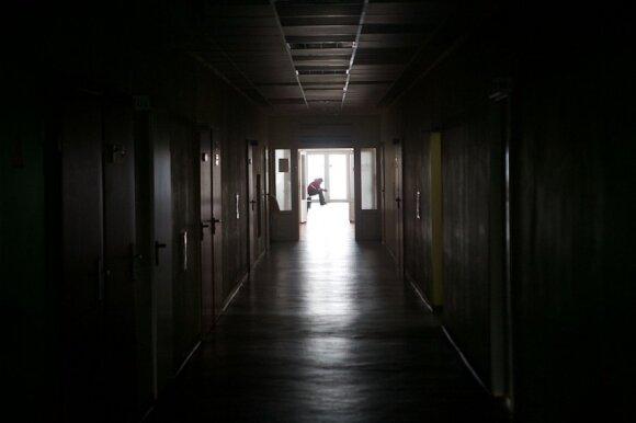 Nacionalinis vėžio institutas be elektros