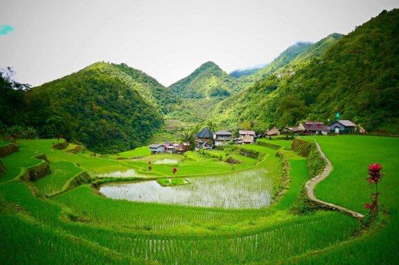 Egzotiškos pramogos ir patiekalai Filipinuose stebina net visko mačiusius turistus