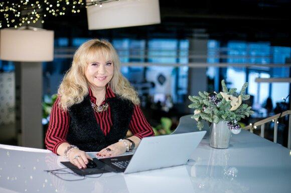 Astrologė Lolita Žukienė