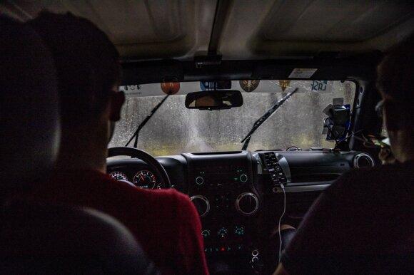 """""""4x4 Perimetras"""": 2 000 km išbandymas ir automobiliui, ir žmogui"""