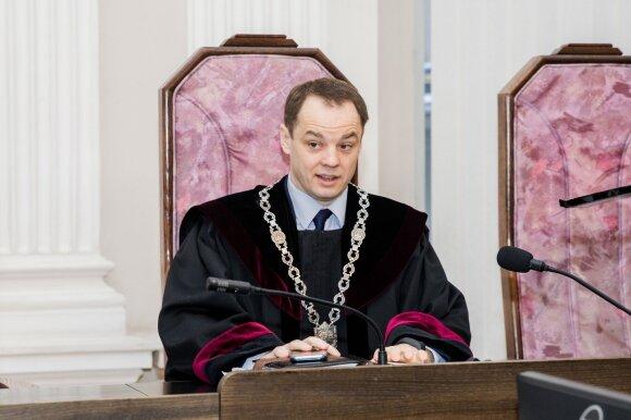 Teisėjas Arūnas Budrys