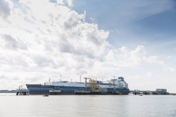 Klaipėda įsitvirtina SGD sektoriuje: mažesnės dujų kainos ir plėtra regione
