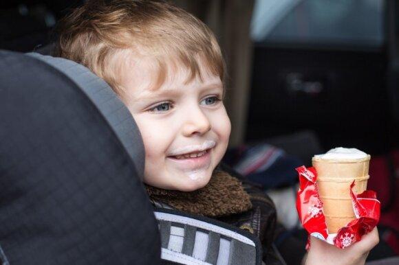 Šokiruojančios tyrimo apie automobilio kėdutes išvados