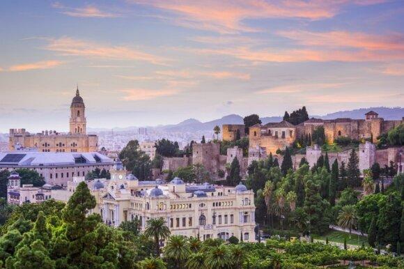 Ispanijos miestas, kurį šiemet turėtumėt aplankyti