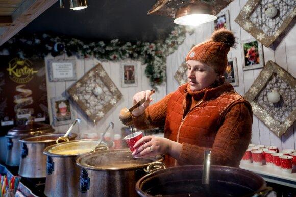 Kalėdinė mugė Vilniuje