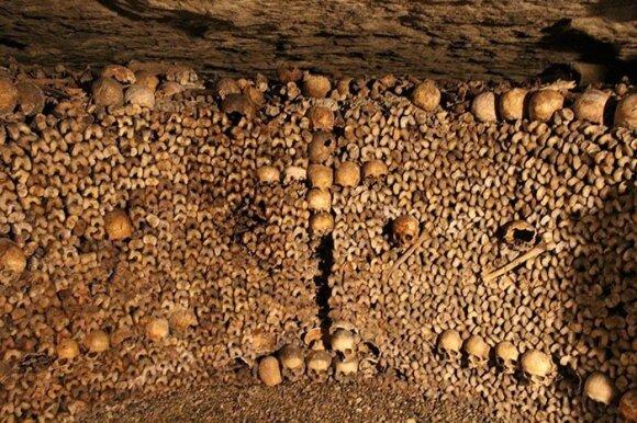 Paryžiaus katakombos
