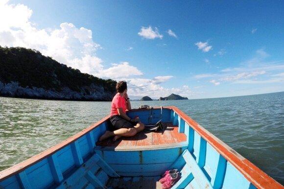 Tailando regionas Hua Hina