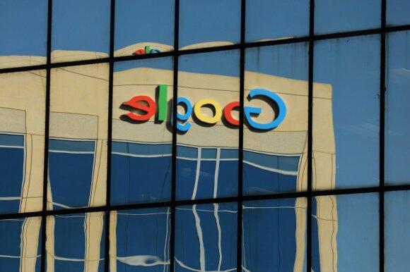 """""""Google"""" – rimti nemalonumai tėvynėje: nesudaužė konkurentai, pribaigs politikai?"""